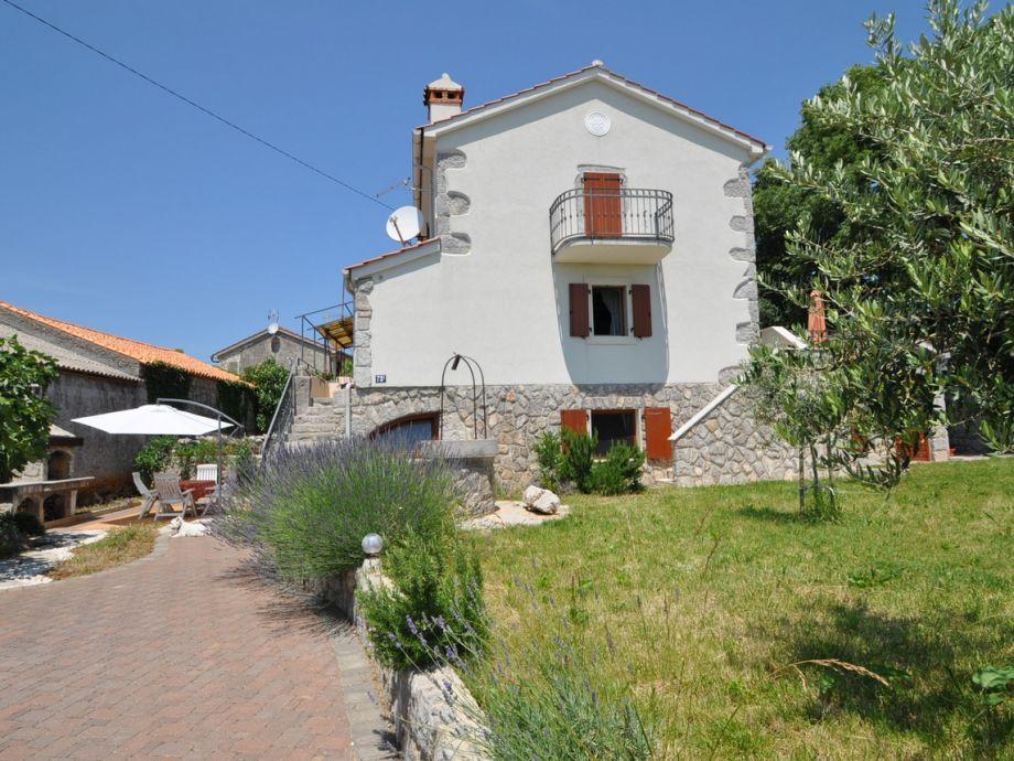 Ferienwohnung Marjan in Kornic auf der Insel Krk