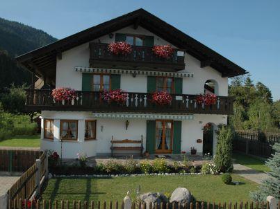 im Gästehaus Fritz