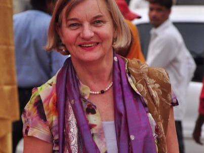 Ihr Gastgeber Nora Laudowicz