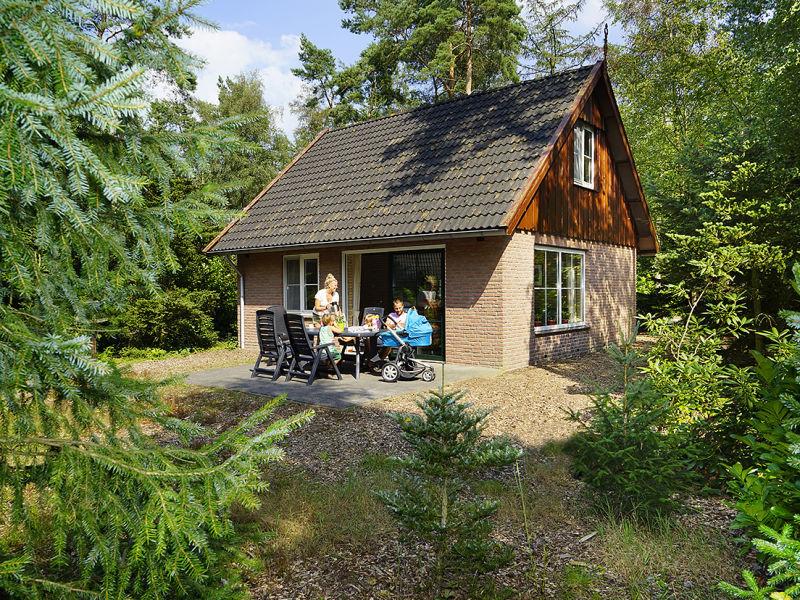 Ferienhaus Villapark Eureka Wellness