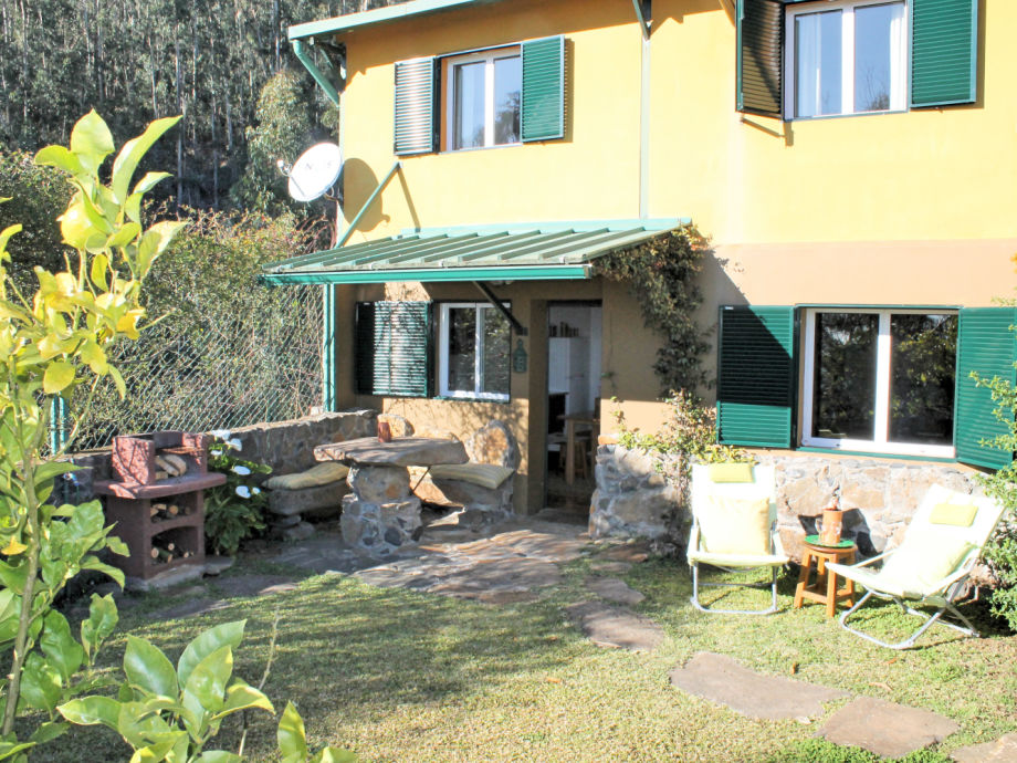 Haybarn Cottage exterior