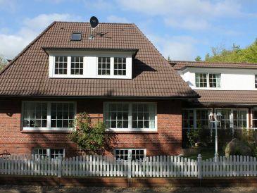 """Ferienwohnung """"müs"""" im Haus Hansen"""