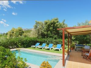 Finca Can Puig with private pool in Pollensa