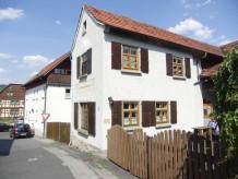 """Ferienhaus """"in domo sutoris"""" bayerische Rhön, Fladungen"""