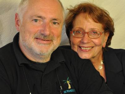 Your host Martine & Jean-Paul Krebs