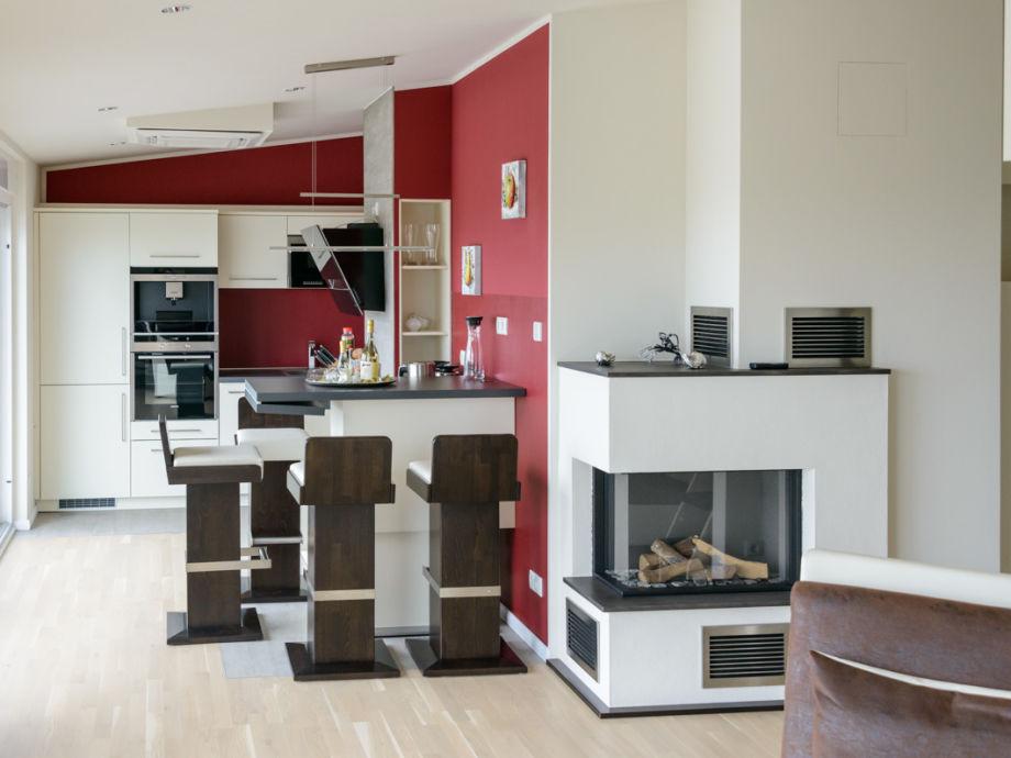 ferienwohnung penthouse chelsea in der urlaubsregion dierhagen auf dem darss firma. Black Bedroom Furniture Sets. Home Design Ideas