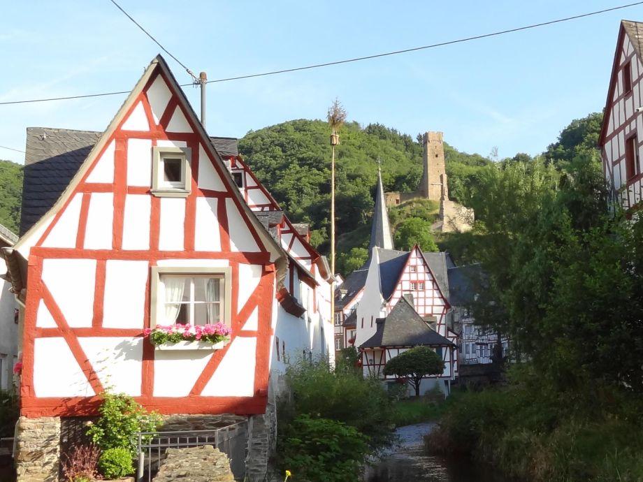 Ansicht Ferienhaus am Malerwinkel