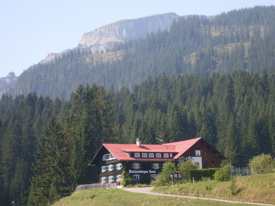 B&B Walmendinger Haus