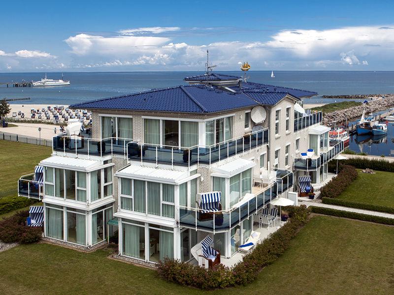 Ferienwohnung Strandresidenz-Kühlungsborn Luxuswohnung mit 205m²