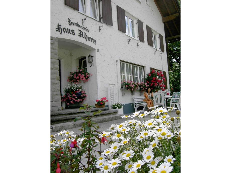 Haus Ahorn Eingang