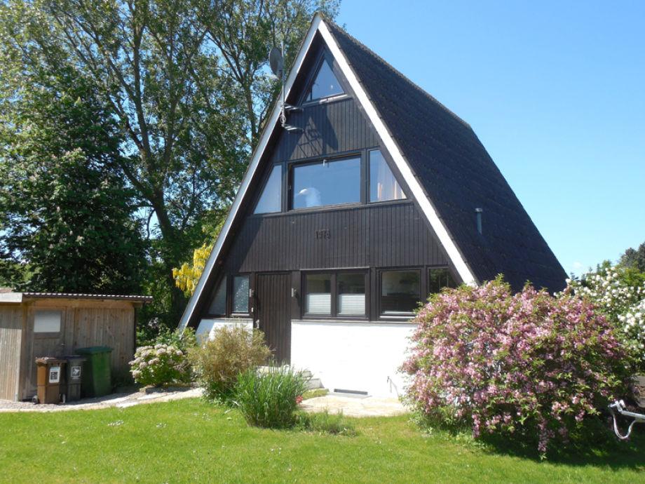 """Ferienhaus """"Fjordliebe"""" am schönen Ostseefjord Schlei"""