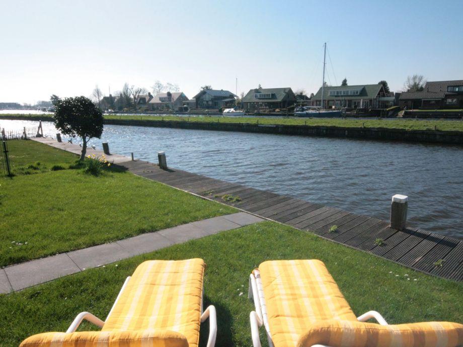 Ruhe frische Luft und schoenes Panorama