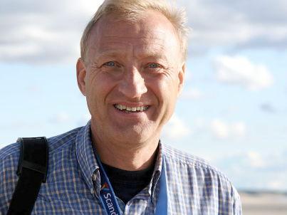 Ihr Gastgeber Finn Haagaard