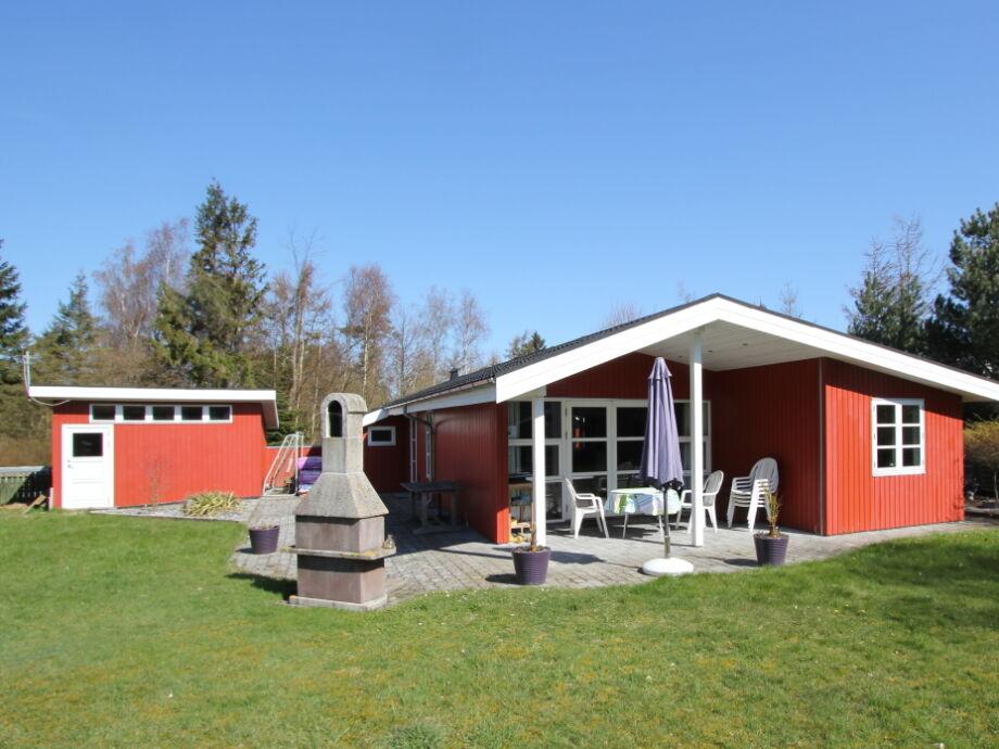 Super Ferienhaus mit Garten