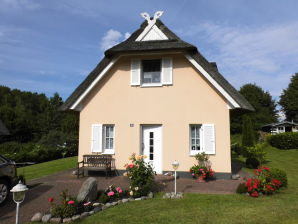Ferienhaus Seebär, Reetdachhaus