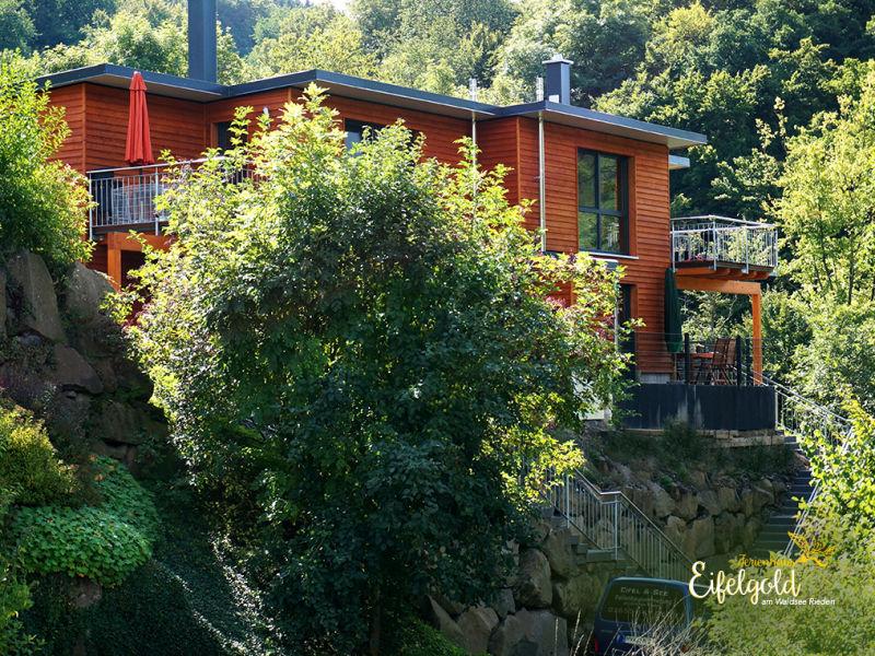Ferienwohnung Seeseite im Haus Eifelgold