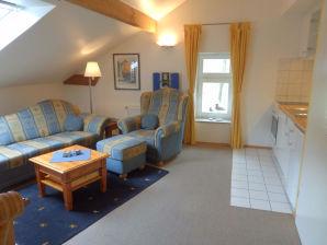 Holiday apartment 2 - Krautsand - Vacation Apartment