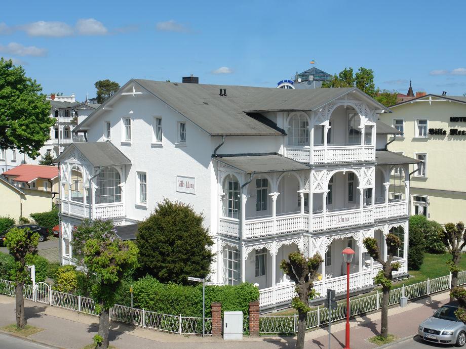 Die Villa Iduna.