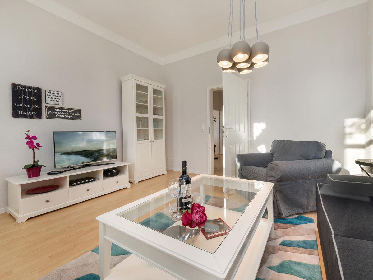Ferienwohnung 3 in der Villa Iduna, Binz, Rügen - Firma Appartement ...