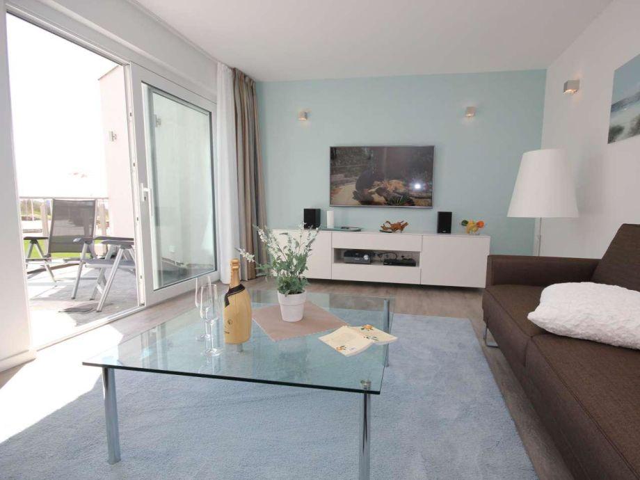 Farbenfrohes Wohnzimmer