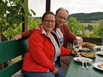 Ihr Gastgeber Jana & Dr. Enrico Taubert