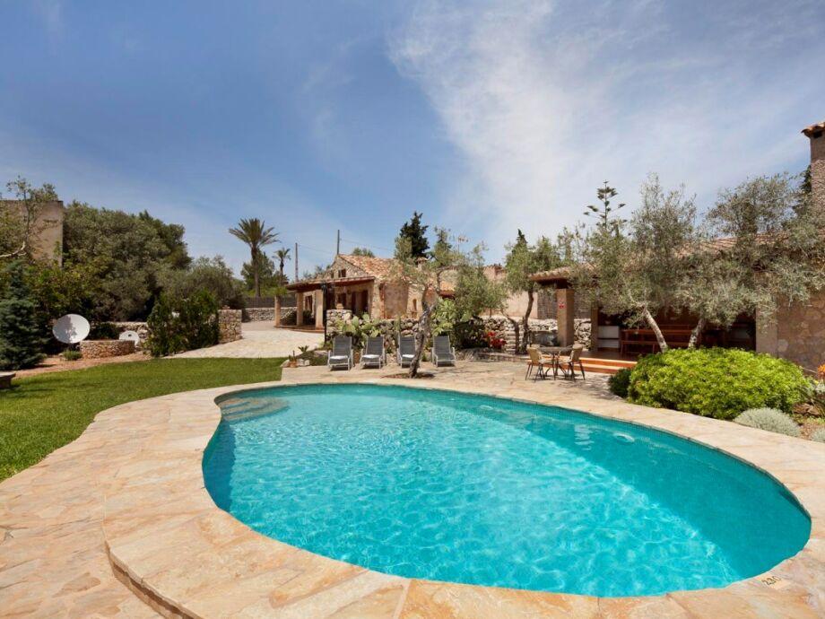wunderschöne Finca mit privatem Pool