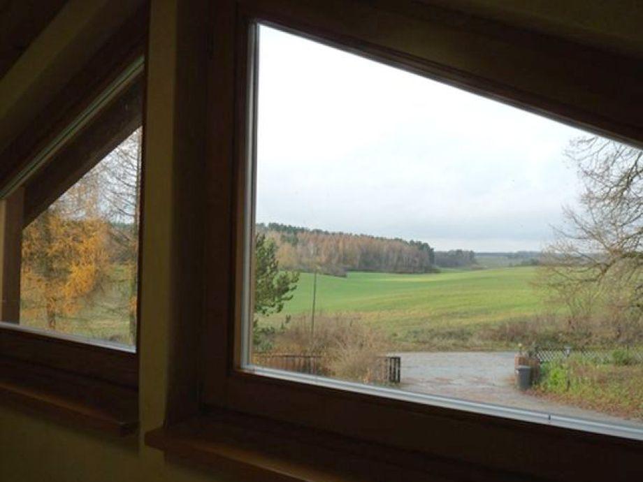 Blick aus dem fenster land  Ferienhaus in Boitzenburger Land, Uckermark, Boitzenburger Land ...