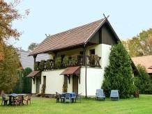 Ferienhaus Doppelferienhaushälfte in Burg (Spreewald)