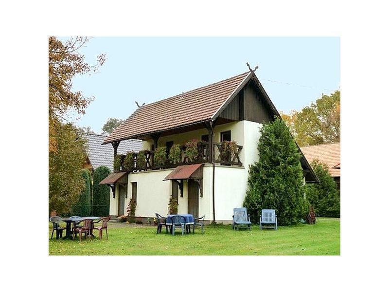 Doppelferienhaushälfte in Burg (Spreewald)