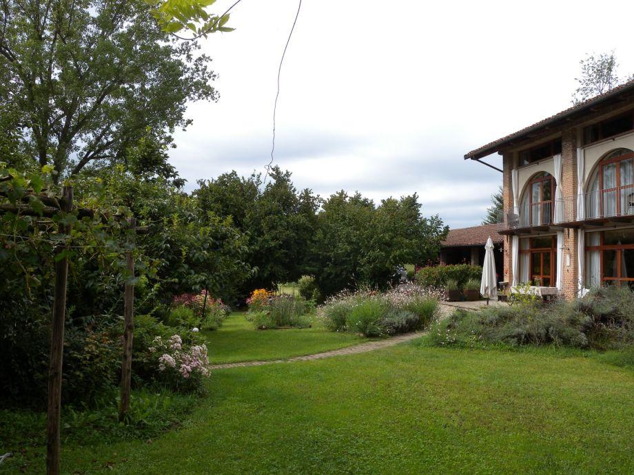 Gaestehaus im Garten