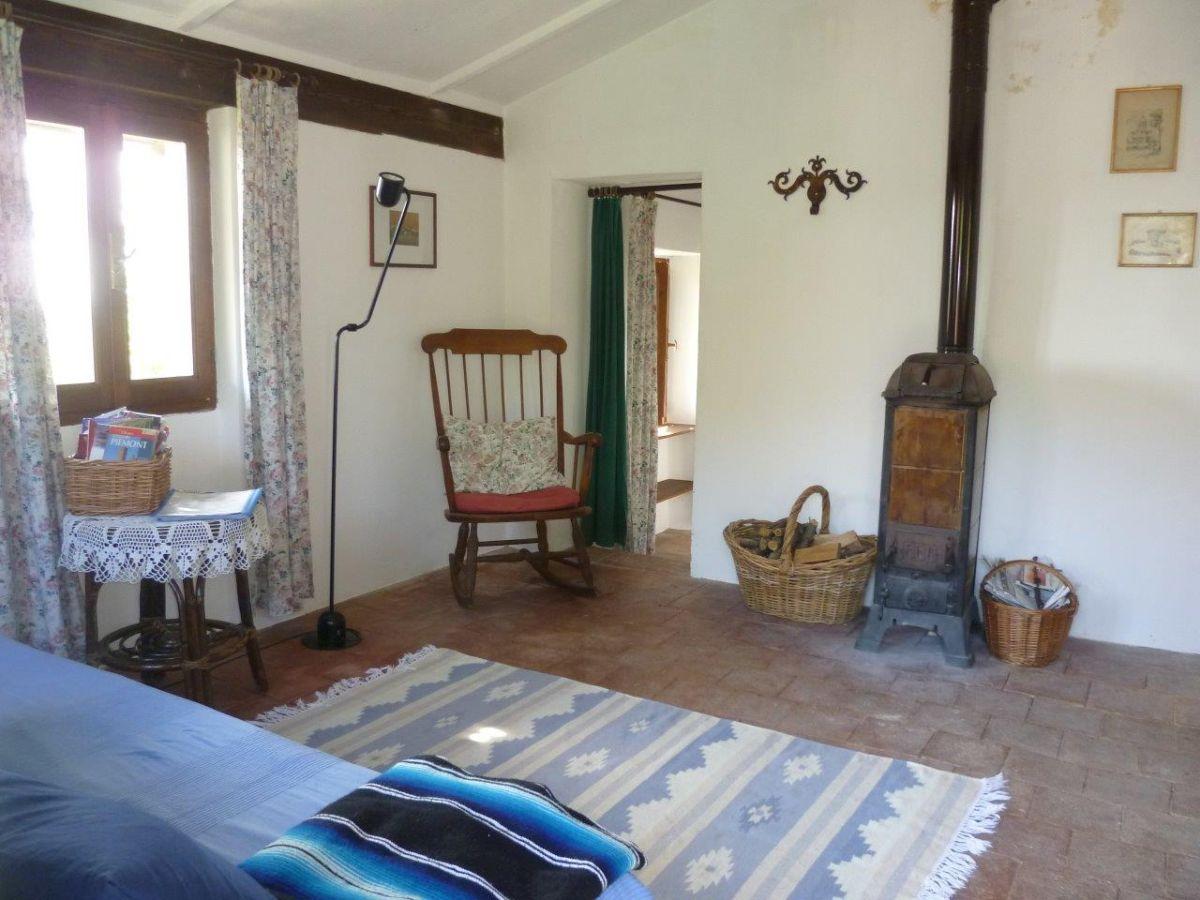 """ofen wohnzimmer kosten:Ferienhaus Romantisches """"Ofenhaus"""" an idyllischer Lage inmitten von"""