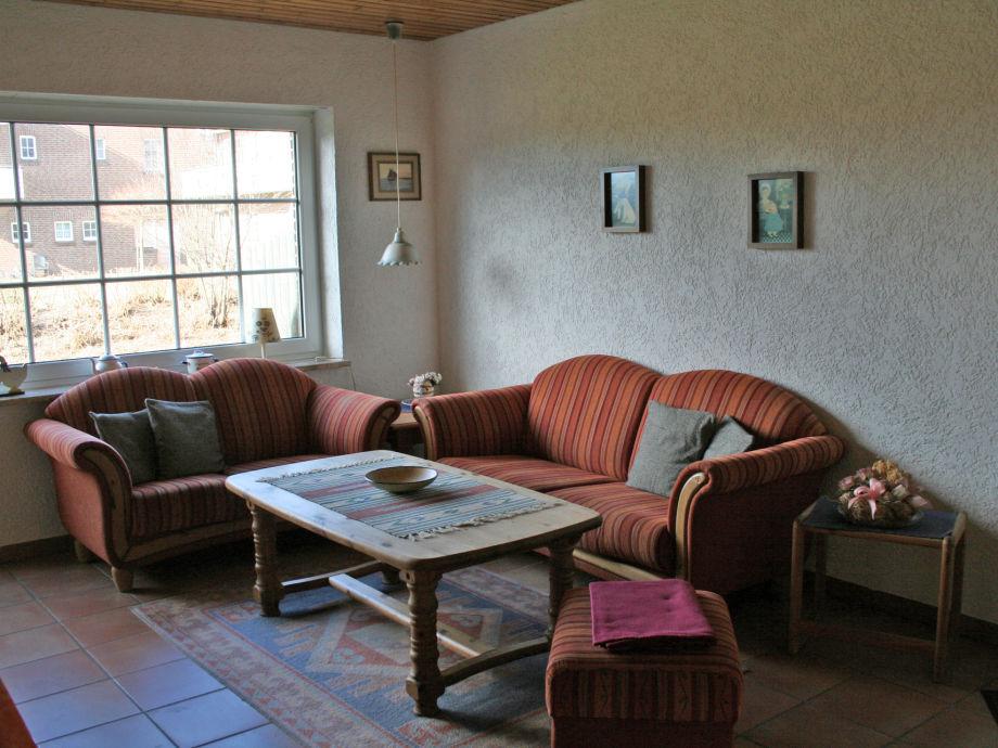 Couch im Wohnraum