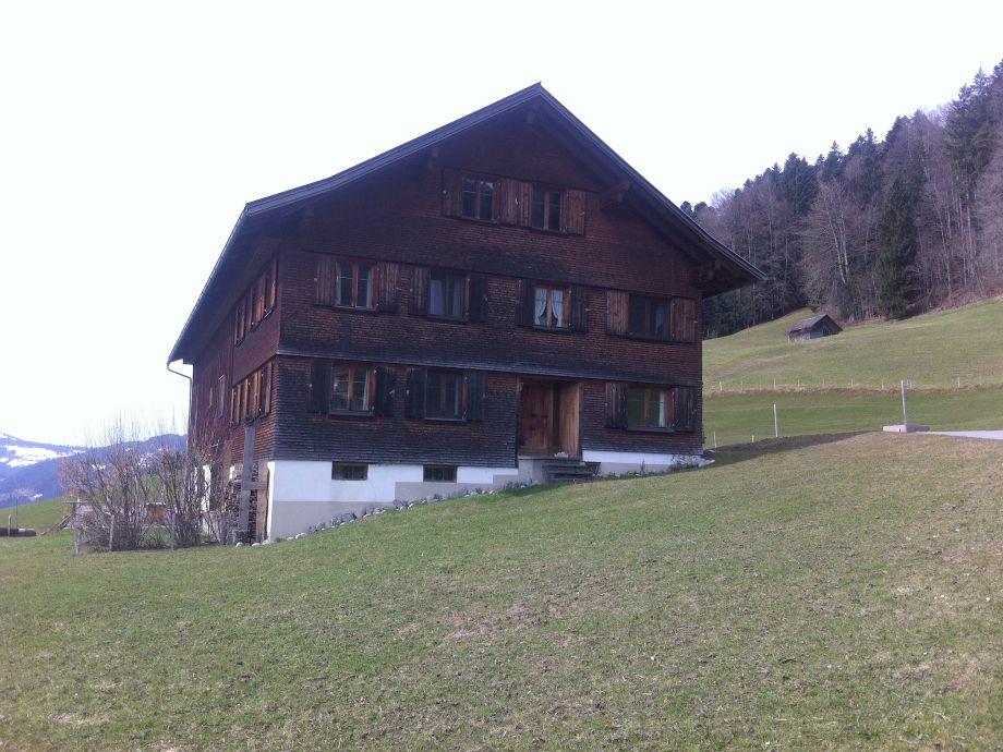 Original Wälder Bauernhaus