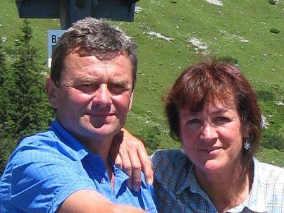 Ihr Gastgeber Johanna und Josef Schrobenhauser
