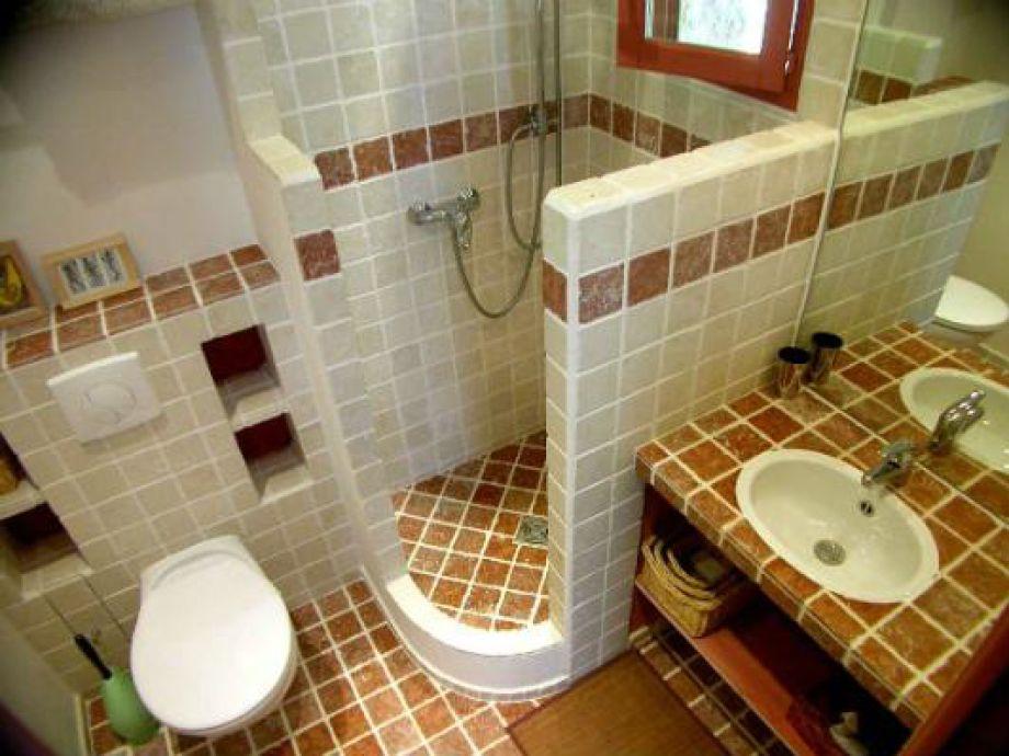 mediterrane badezimmer awesome badezimmer im stil by. Black Bedroom Furniture Sets. Home Design Ideas