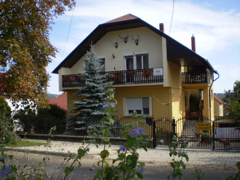 Ferienwohnung Hévízer Appartement Elisabeth