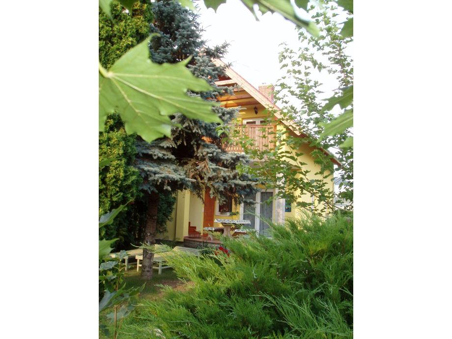 Villa Elisa - der grüne Paradies am Plattensee