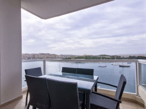 Holiday apartment Astounding Views Tigne Seafront 4-bedroom Apt