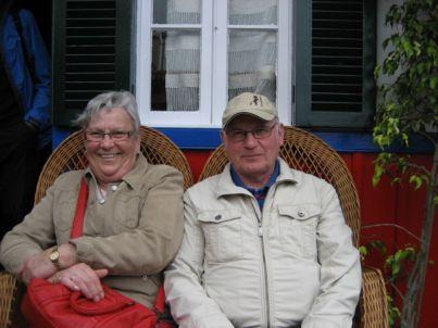 Ihr Gastgeber Renate und Walter Schulz