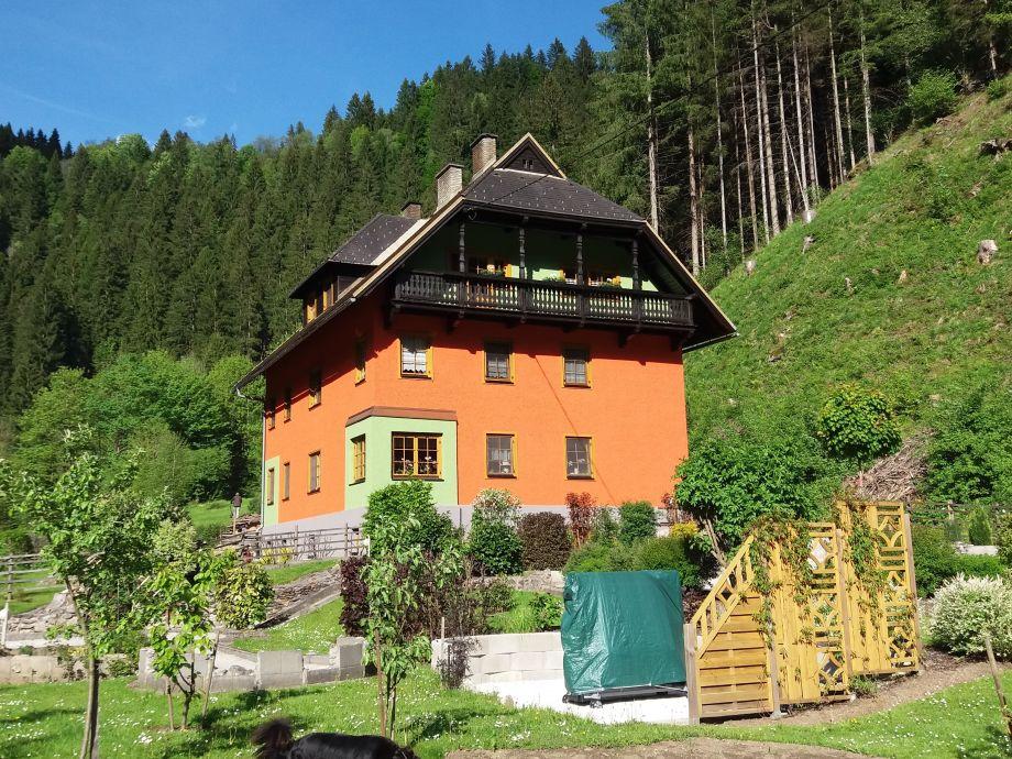Außenaufnahme Garden view Heike Baumhaker