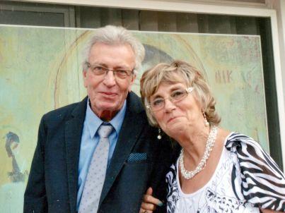 Ihr Gastgeber Antje und Herbert Jenny