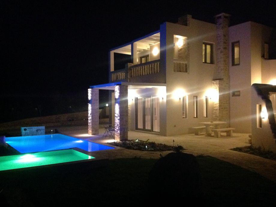 Außenaufnahme Villa Irida