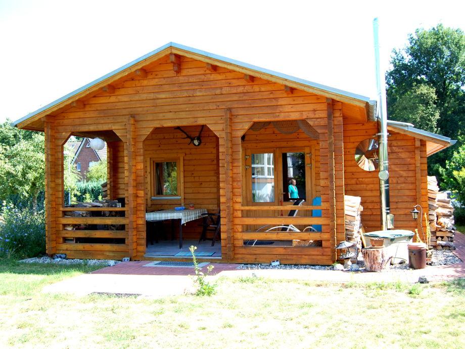 Scandinavisches Holzhaus
