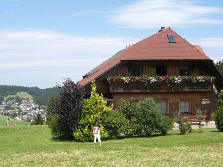 Ausblick nach Schonach