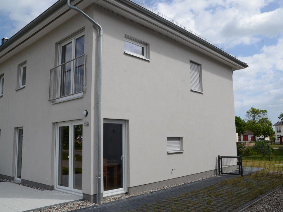 Doppelhaushälfte Amber in Peenemünde