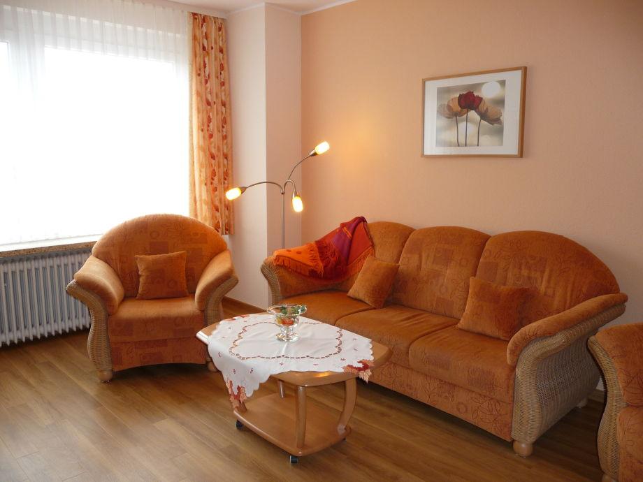 Ein grosses Sofa für romantische Stunden zu Zweit