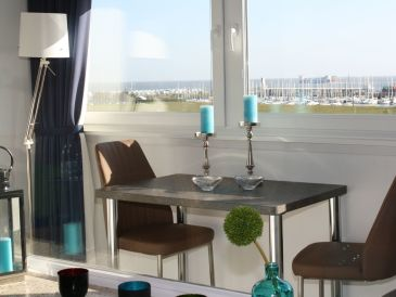 Ferienwohnung im Haus Alte Liebe mit Meerblick