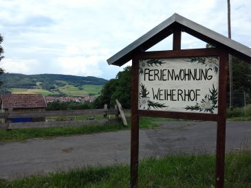 Ferienwohnung Weiherhof