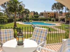 Ferienwohnung ID 2586 - Gartenwohnung in Santa Ponsa