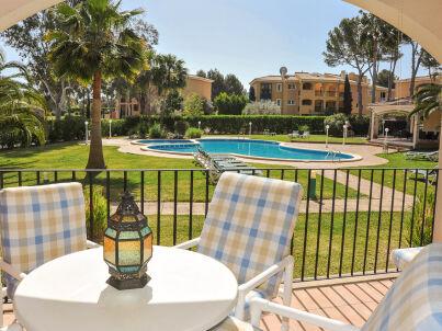 ID 2586 - Gartenwohnung in Santa Ponsa